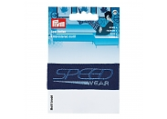 Аппликация  Prym 925635 SPEED WEAR